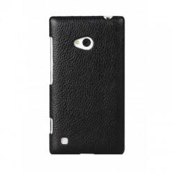 Чехол Melkco Snap Leather для Nokia Lumia 920, Black