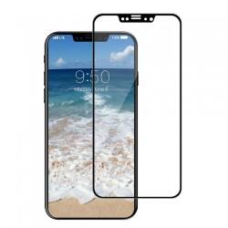 Защитное Стекло Full Glue 9D для iPhone XS Max, Black