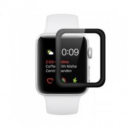 Защитное Стекло Full Glue 9H для Apple Watch 42 mm, transparent