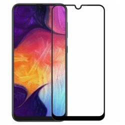 Защитное Стекло Black Full Glue 9D для Samsung A30 2019(A305), Black