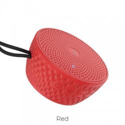 Bluetooth колонка Hoco BS21 Atom, Red