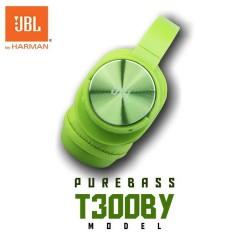 Bluetooth Наушники JBL-T300BY, green