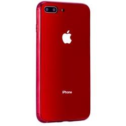 Глянцевый чехол для iPhone Xr, красный