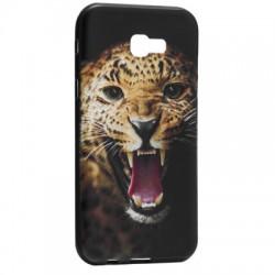 Чехол Animal Face TPU для Samsung A5 2017 (A520), Design 1