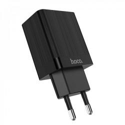 Сетевое зарядное устройство Hoco C51A Prestige Power (EU)