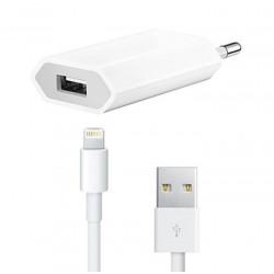 Сетевое зарядное устройство Apple Power Adapter + lightning (Original)