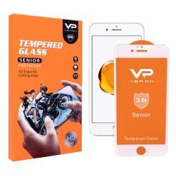 Защитное Стекло для iPhone 6 Veron 3D Curved Senior, White