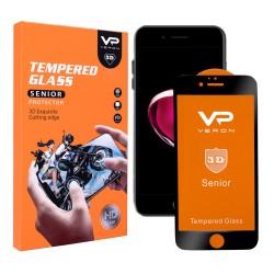 Защитное Стекло для iPhone 7 Veron 3D Curved Senior, Black