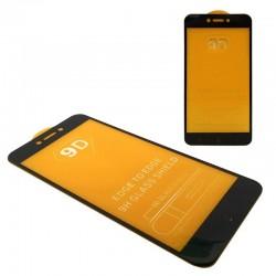 Защитное стекло Color 9D для Xiaomi Mi A3, black