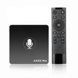 ТВ приставка Nexbox A95X Pro, black