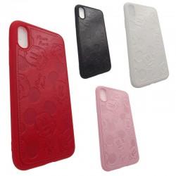 Чехол Mickey для Apple iPhone 11 Pro Max, red