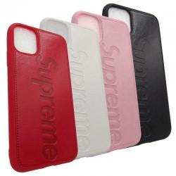 Чехол Supreme для Apple iPhone 11 Pro Max, pink