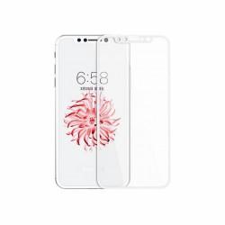 Защитное Стекло iMax Curved 3D для iPhone X, white