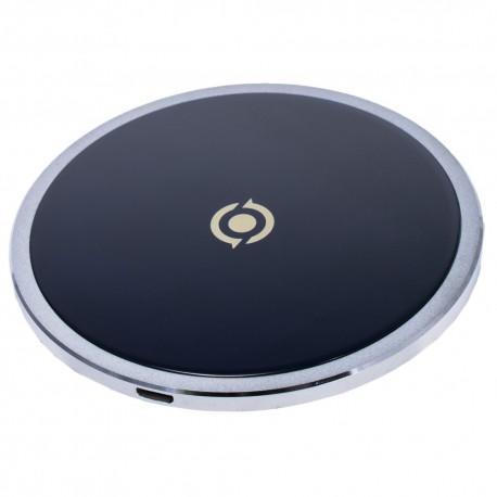 Беспроводная зарядка « iMax », black
