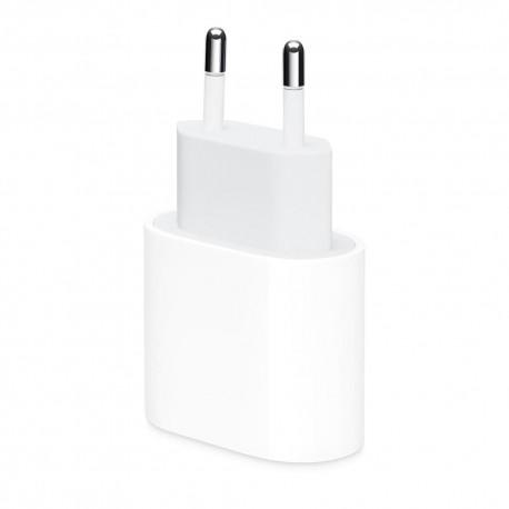 Сетевое ЗУ Apple 20W PD Power Adapter A1692 USB-C, white