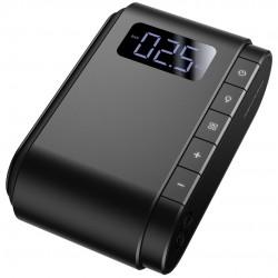 Автомобильный насос Baseus Dynamic Eye Inflator Pump, Black