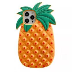 Чехол Pop-it Cactus для iPhone 12 Pro Max