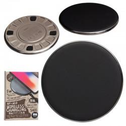 Беспроводное зарядное устройство Remax RP-W10, black
