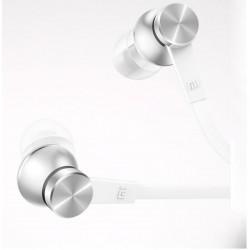 Наушники вакуумные метал Xiaomi MI8 silver