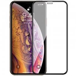 Защитное стекло 5D Apple iPhone XR black