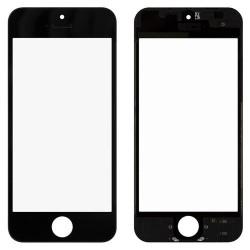 Стекло дисплея iPhone 5, black
