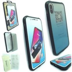 Чехол iPaky 360 Series iPhone X, black
