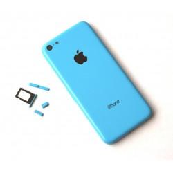iPhone 5C корпус, blue orig