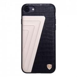 Кожаный чехол Nillkin Hybrid Series для iPhone 7, white