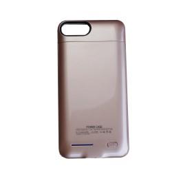 Чехол аккумулятор Apple iPhone 7, Gold