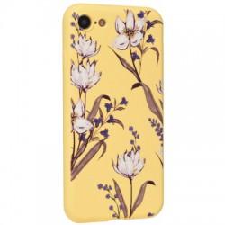 Чехол Серия Цветы для iPhone 7, design 2