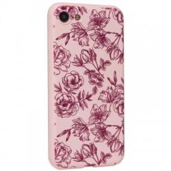 Чехол Серия Цветы для iPhone 7, design 3