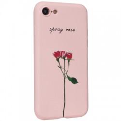 Чехол Серия Цветы для iPhone 7, design 7